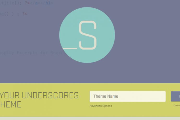 How to start with a custom wordpress theme?